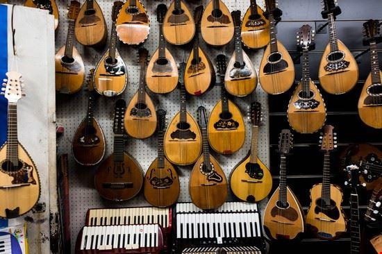 Quanti mandolini...