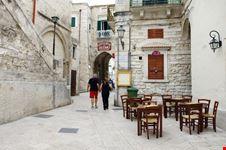 vieste centro storico
