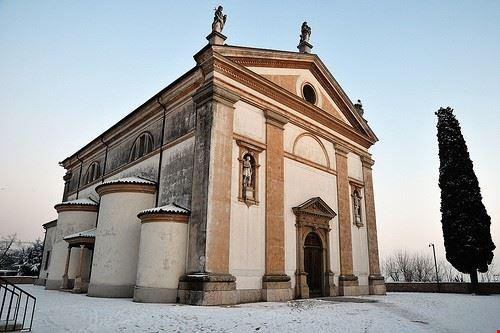 Chiesa santa Maria in Colle montebelluna