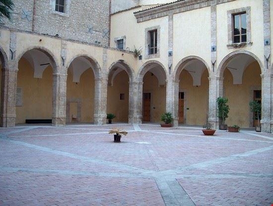 Chiostro del Palazzo degli Scolopi