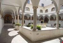 Chiostro del Convento Francescano