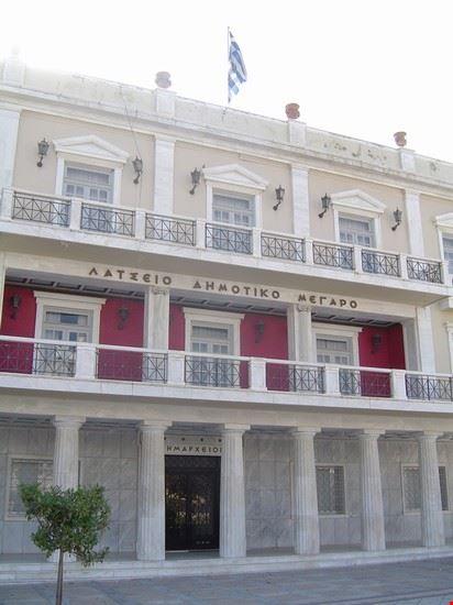 palazzo municipale di pyrgos