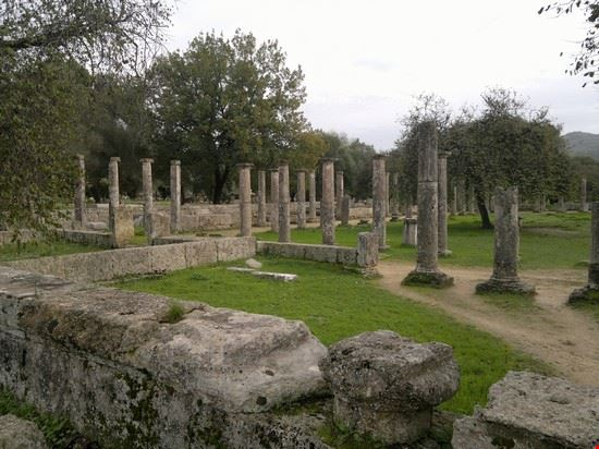 antica olympia