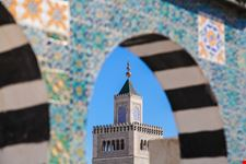 tunisi moschea zitouna