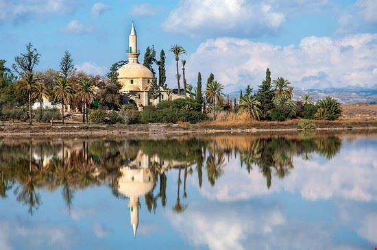 larnaka grande moschea