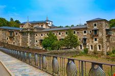 santiago de compostela monastero di samos a lugo