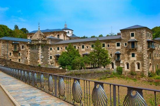 Monastero di Samos a Lugo