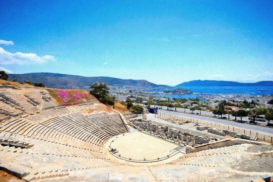 104954 bodrum anfiteatro