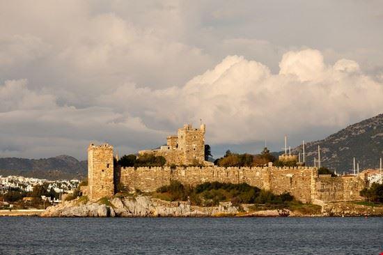 bodrum castello