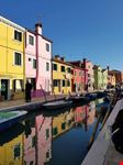 i colori di burano venezia