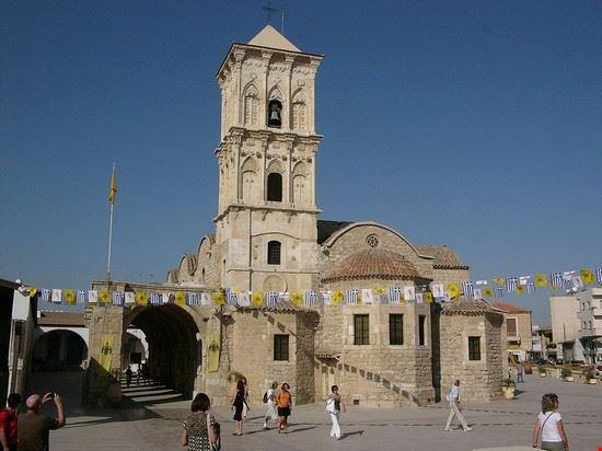 chiesa san lazzaro cipro