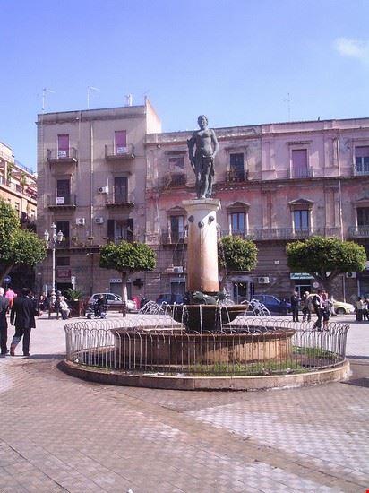 Piazza Umbero I