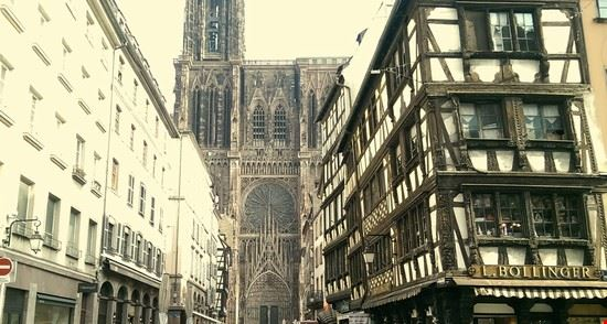 strasburgo cattedrale di notre dame