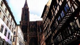 cattedrale di notre dame strasburgo