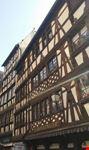 per le vie del centro storico strasburgo