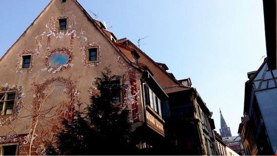 centro storico strasburgo