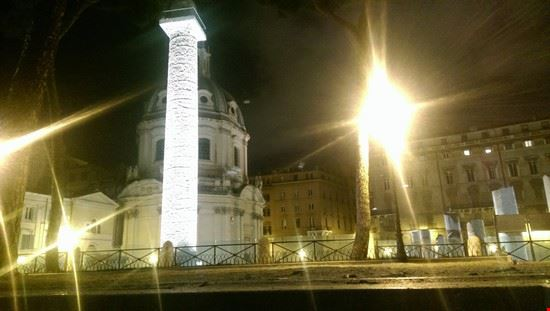 colonna di traiano roma