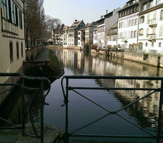 la petit france strasburgo