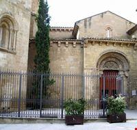 huesca monasterio de san pedro el viejo huesca espana