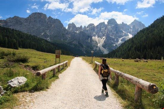 San Martino di Castrozza: Guida turistica