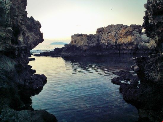 Milazzo, Le piscine di Venere