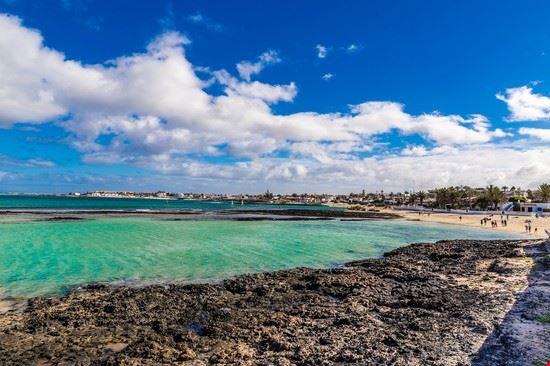 Cosa vedere a Fuerteventura: Corallejo