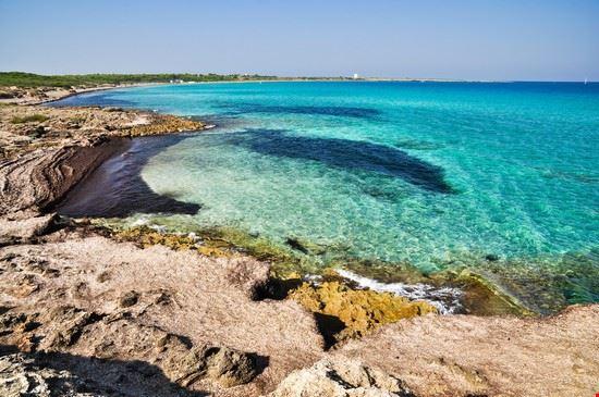 Cosa vedere a Gallipoli: Punta della Suina