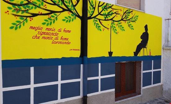 Murales Montegiordano