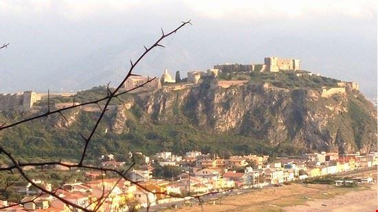 milazzo e il suo castello