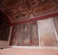 Affreschi Bizantini - Santuario Madonna della Stella