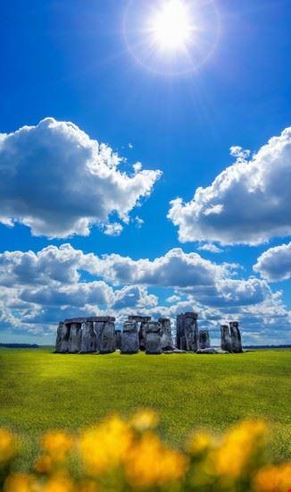 londra stonehenge