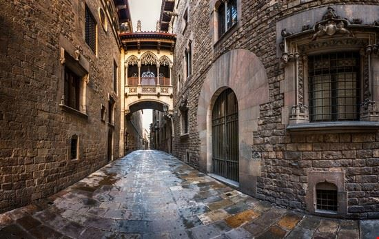 105744 barcellona barrio gotico