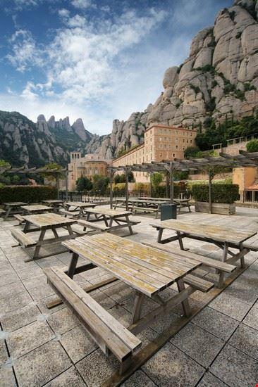 barcellona monestir de montserrat