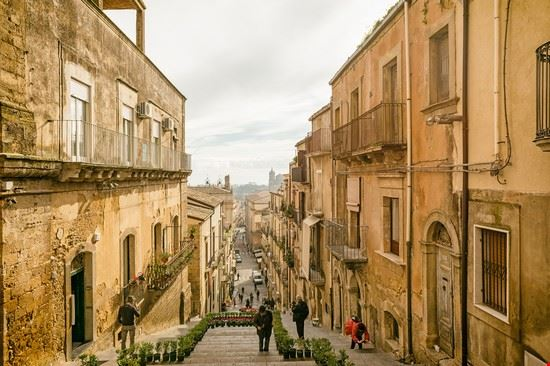 Hotel A Caltagirone Italia