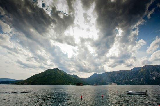 La baia di Kotor