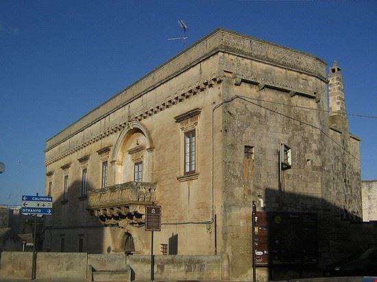 Palazzo Andrichi Moschettini