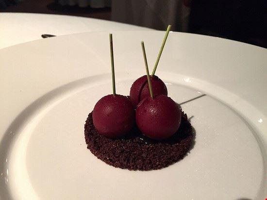 modena dessert all  osteria francescana