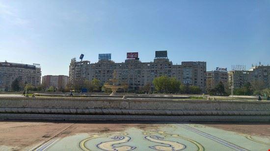 bucarest architettura in stile sovietico