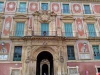palazzo episcopale murcia