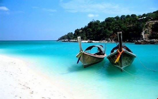 Vedute della Thailandia