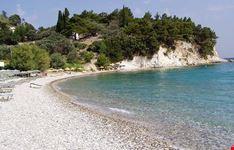 samo spiaggia di tsamadou