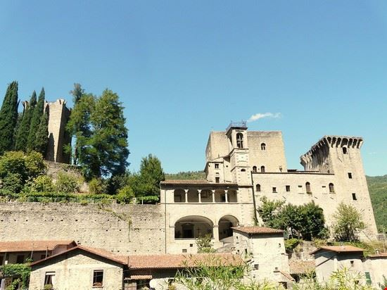 La Fortezza della Verrucola a Fivizzano.