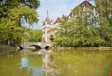 budapest castello vajdahunyad