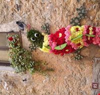 106224 nizza una decorazione molto floreale