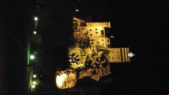 106232 bucarest il castello di dracula in notturna