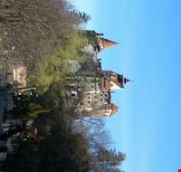 106237 bucarest visione diurna del castello