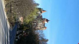 Visione diurna del castello
