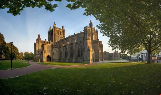 cattedrale hereford