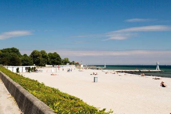copenaghen spiaggia di hellerup