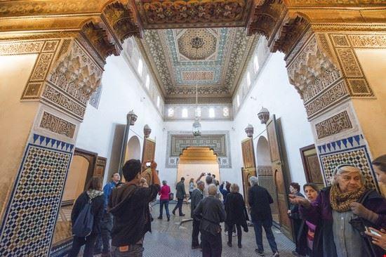 marrakech palazzo bahia